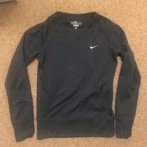 Women s Nike black crewneck sweatshirt. M 5ad68796a44dbe8c08193ae6 29c7e181c
